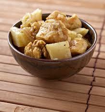 cuisiner les chayottes poulet sauté aux chayottes et curry les meilleures recettes de