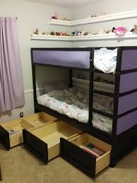 Ikea Kura Bunk Beds Ana White Daybed Converted To Fit Ikea Kura Bunk Bed Diy Projects