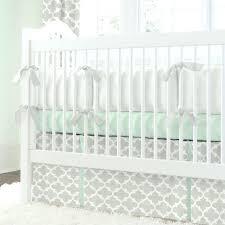 Mint Green Crib Bedding Mint And Pink Crib Bedding