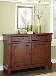 Solid Wood Buffet Table Amazon Com Modus Furniture 3f4173 Meadow Three Drawer Three Door