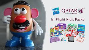 Potato Head Kit Toy Story Potato Head Holiday Qatar Airways Hasbro