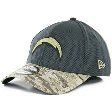 San Diego Chargers Flag New Era 39thirty San Diego Chargers Salute To Service 2016 Flexfit