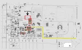 Notre Dame Campus Map Gymnastics