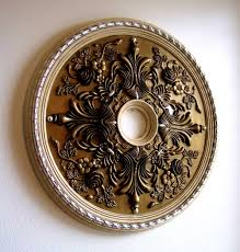 Bronze Ceiling Medallion by Decoration Pretty Bronze Ceiling Medallions Large Home Design