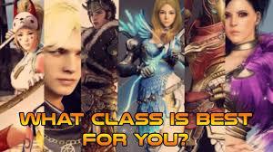best online class black desert online which class should you play