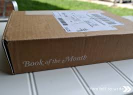 month club book of the month club may 2016 unboxing from left to write
