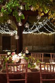 Christmas Table Centerpiece Ideas Uk by Festive Fairy Lights Table Setting Party Table Ideas