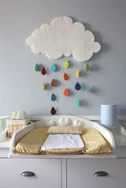 diy déco chambre bébé décoration chambre bébé nuage bébé babies room