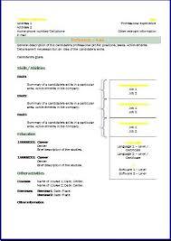 Sample Functional Resume Template Cv Templates Functional 2 Resume Templates