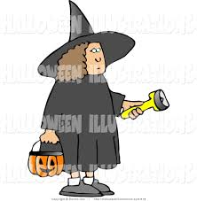royalty free stock halloween designs of witches