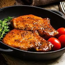comment cuisiner des cotes de porc recette côtes de porc grillées au miel et sauce soja