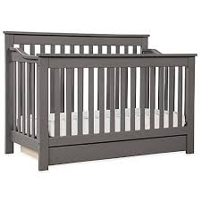 Cheap Convertible Crib Davinci Piedmont 4 In 1 Convertible Crib In Slate Buybuy Baby