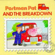 postman pat breakdown postman pat board books steve