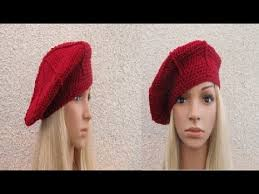 barret hat how to crochet a beret hat pattern 3 by thepatterfamily