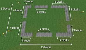 how to build a castle in minecraft pe step by step dance