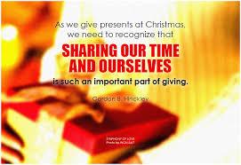 gordon b hinckley as we give presents at christmas we ne u2026 flickr