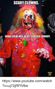 Scary Clown Memes - 25 best memes about scary clowns scary clowns memes