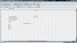 how change worksheet tab color in excel with vba youtube
