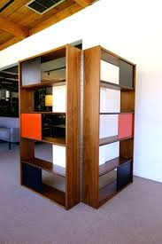 outstanding open bookcase room divider in trends design home with