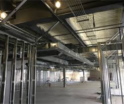 Insulation In Ceiling by Spray Foam Insulation For Commercial Buildings Ecological Insulation