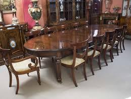 dining room beautiful room table seats mahogany dining large