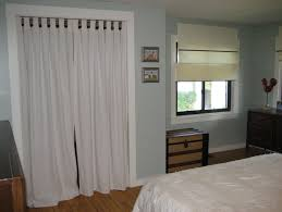 Curtains As Closet Doors Curtains For Closet Doors Interior Design Ideas 2018