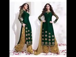 dress design modern palazzo salwar suit dress design trends women dress