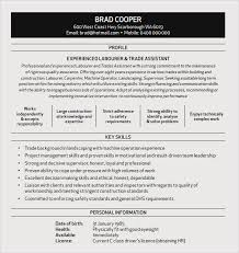 10 construction resume templates u2013 free samples examples