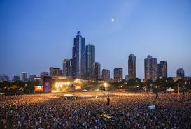 Lollapalooza Map Lollapalooza 2016 Lineup And Daily Schedule Is Here Music