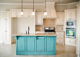 distressed island kitchen turquoise kitchen island turquoise kitchen island in renovated cow