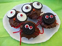 halloween cupcake ideas using oreos m reese u0027s pieces all