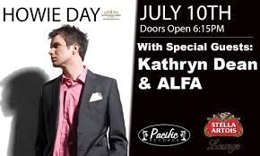 pacific records presents howie day w alfa pacific