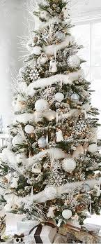 25 unique frosted tree ideas on white tree
