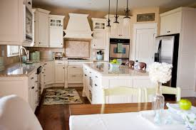 White Cabinets In Kitchen My Home Tour Kitchen Sita Montgomery Interiors