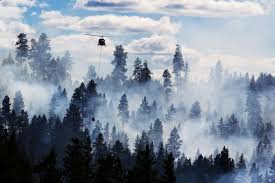 Wildland Fire News Washington State by Firefighters Hope To Have Rock Creek Fire Near Naches Contained By