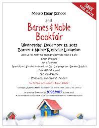 Barnes Noble Roseville Mn Metro Deaf News