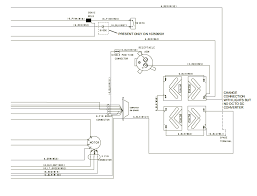 wiring circuit diagrams of indian motorcycles and scooters 6v