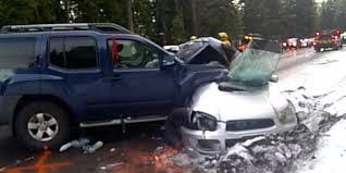 crashed subaru wrx albany man dies in crash on willamette pass