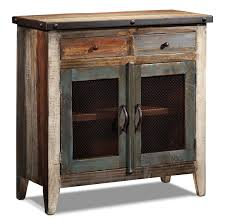well worn character the allison pine server offers your dining