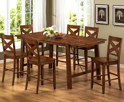 modern counter height dining tables best bar height dining room