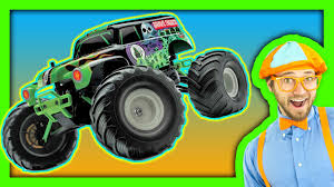 monster truck videos monster trucks for children youtube