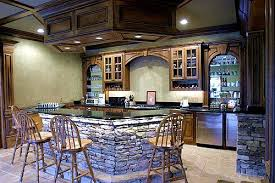 bar ideas for your basement basement gallery