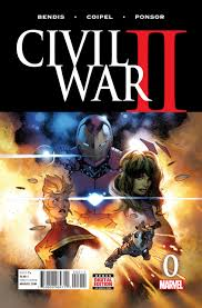 Ii Civil War Ii Vol 1 0 Marvel Database Fandom Powered By Wikia