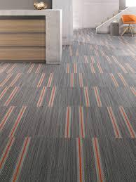 Modular Flooring Tiles Mohawk Carpet Tile Denim U0027s Pattern Selvedge Installed In Ashlar