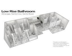Bathroom Blueprint Santa Rosa Ucsb Housing Dining U0026 Auxiliary Enterprises