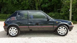peugeot gti 1980 car of the weekend u2013 the peugeot 205 1 9 gti