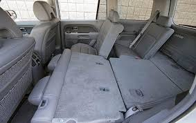 do all honda pilots 3rd row seating 2007 honda pilot information and photos zombiedrive