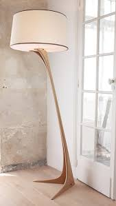wooden floor lamps that will leave you speechless