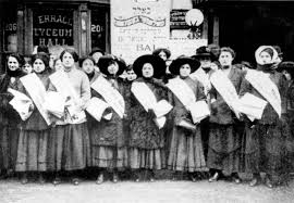 the history of women in the labor movement
