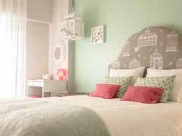 Deko Ideen Hexagon Wabenmuster Modern Vintage Schlafzimmer Einrichten Verspielte Blumenmuster Als Akzent